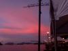 Sunset on the waterfront, Kota Kinabalu