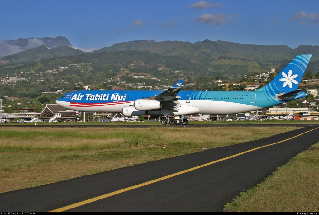 airtahiti 1024x691 Bora Bora. The Pearl of The Pacific