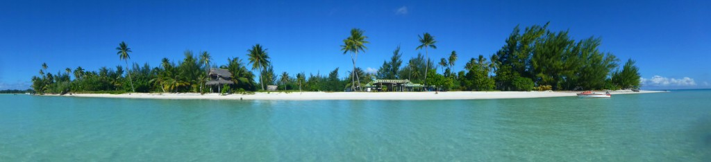 plage 1024x234 Bora Bora. The Pearl of The Pacific