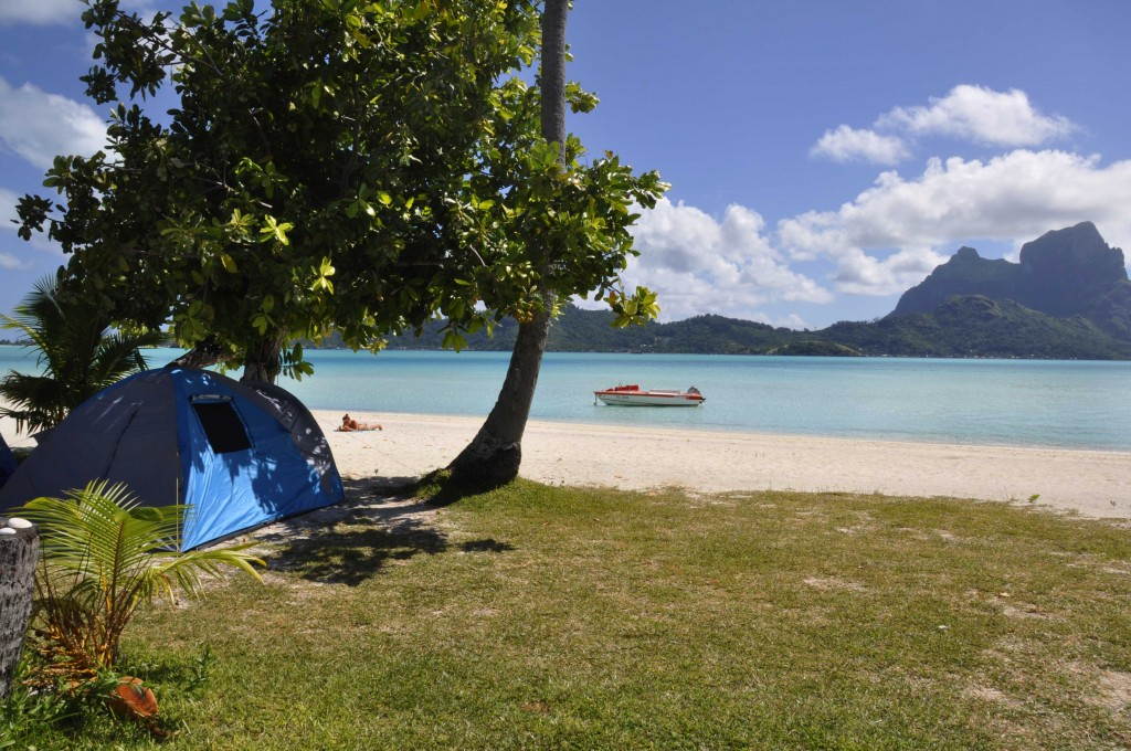 tent 1024x680 Bora Bora. The Pearl of The Pacific